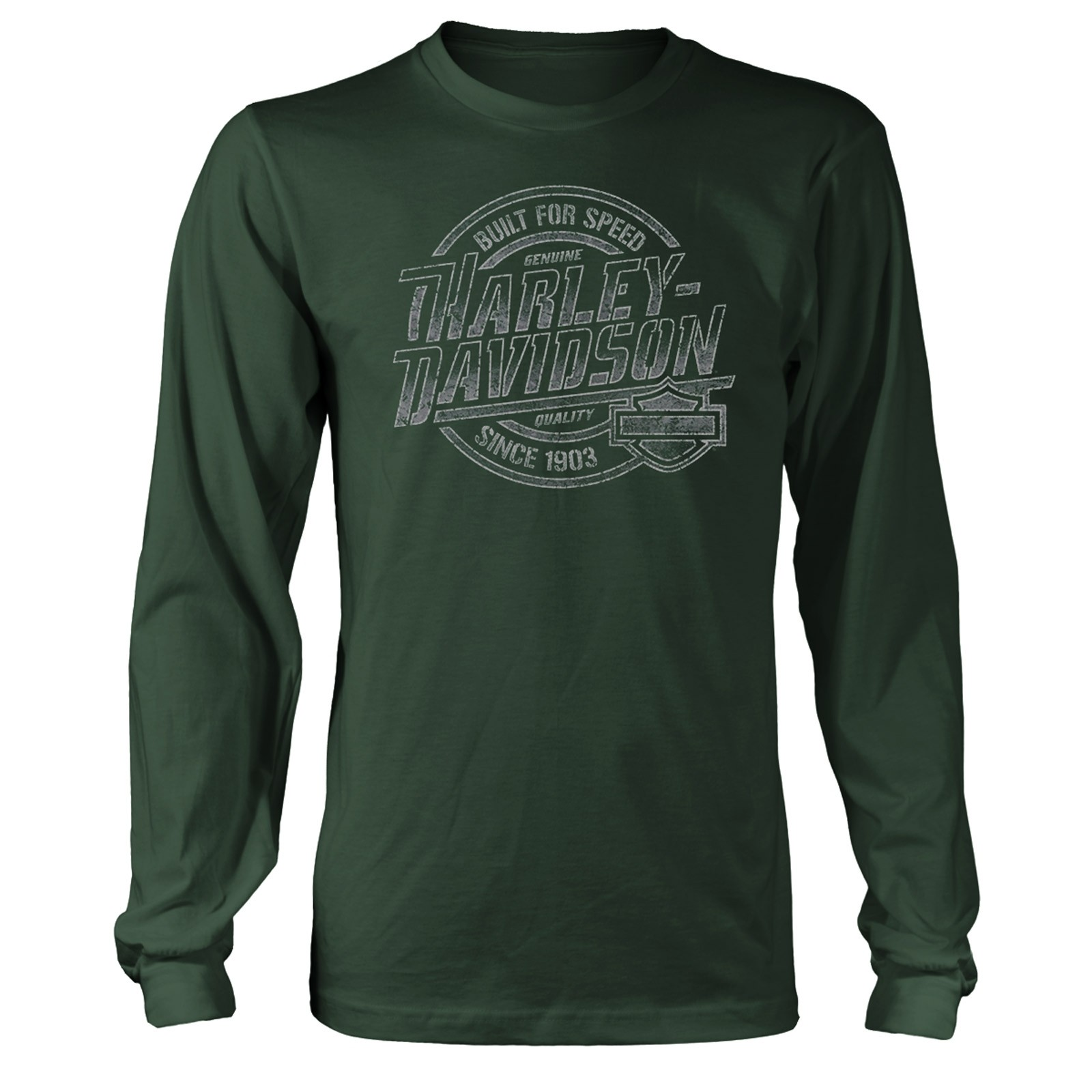 Men's Graphic Long-Sleeve T-Shirt - RAF Mildenhall | Firepower
