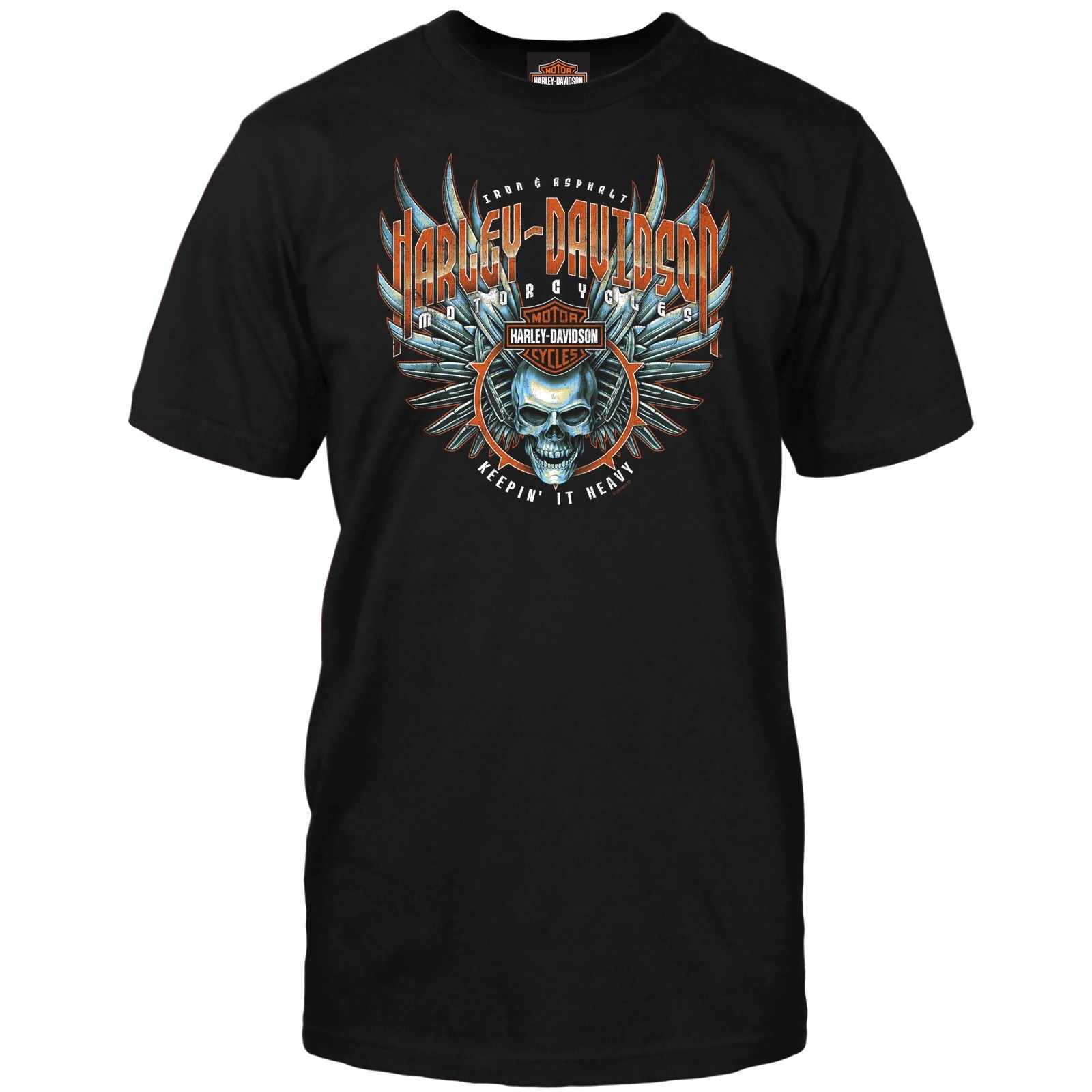 Harley-Davidson Men's Graphic Short-Sleeve Tee - Baghdad | Keep It Heavy