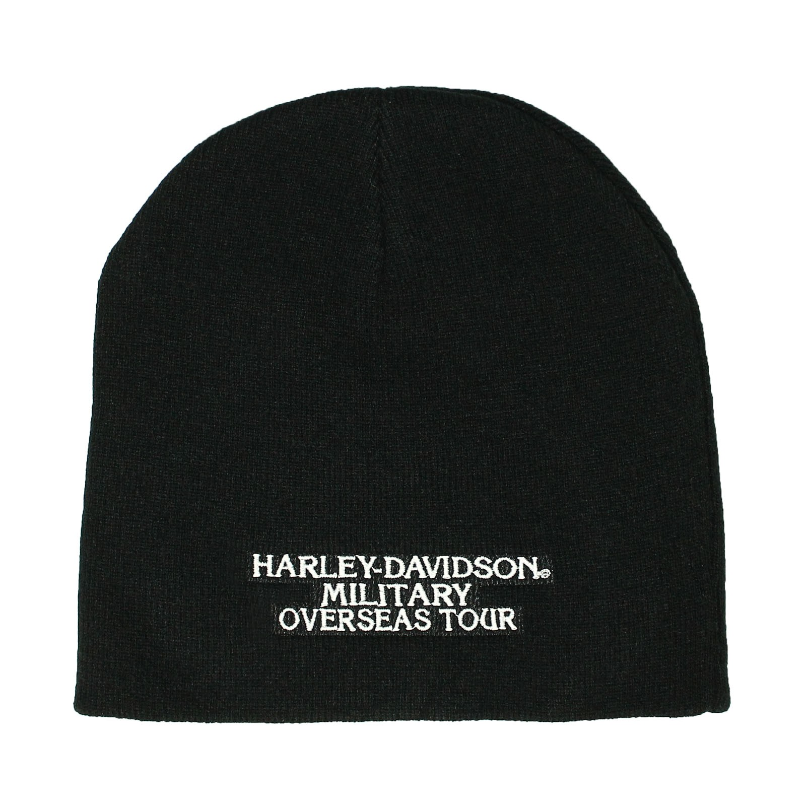Harley-Davidson Military Knit Cap - Bar and Shield | Overseas Tour