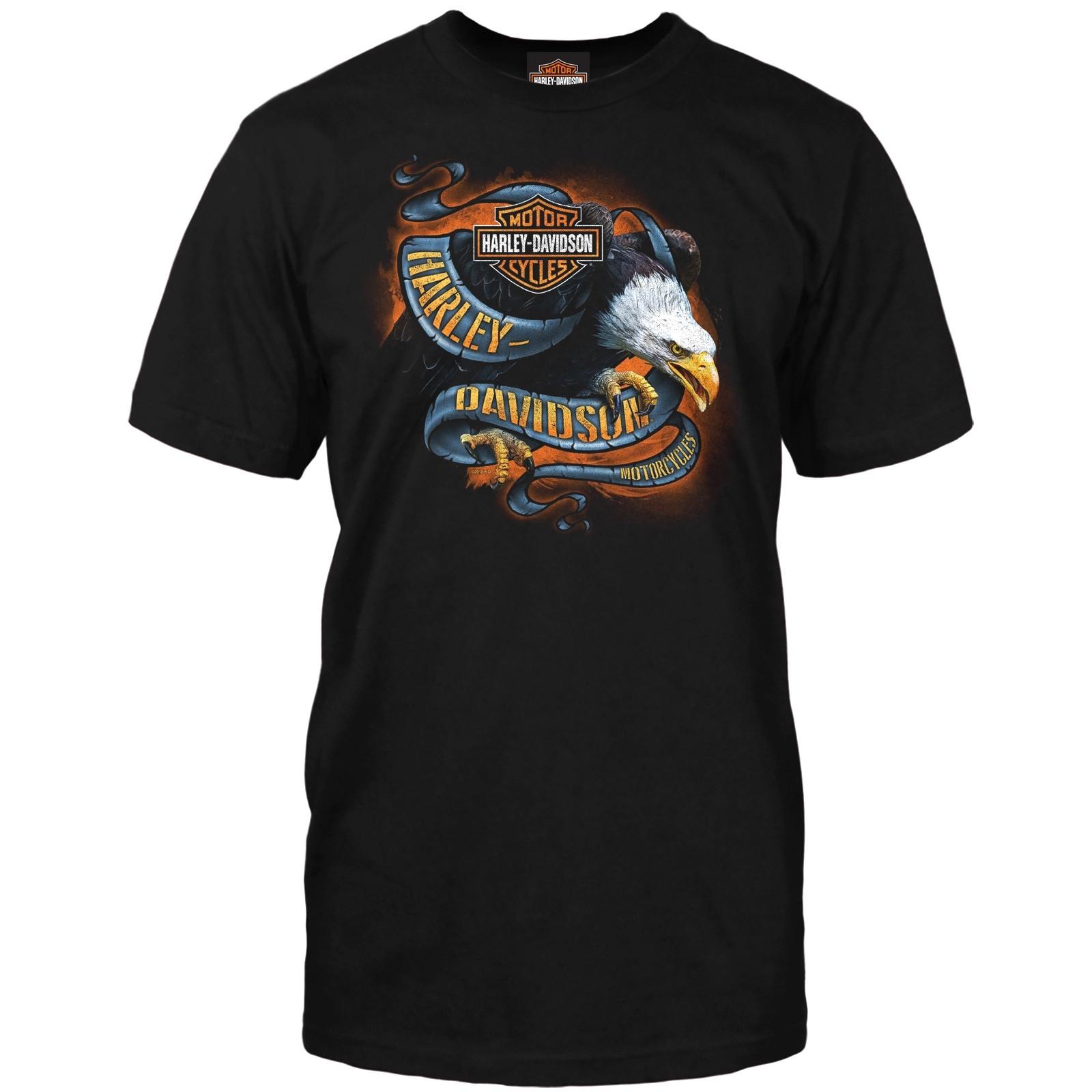 Harley-Davidson Men's Graphic T-Shirt - RAF Mildenhall | Stalkin'