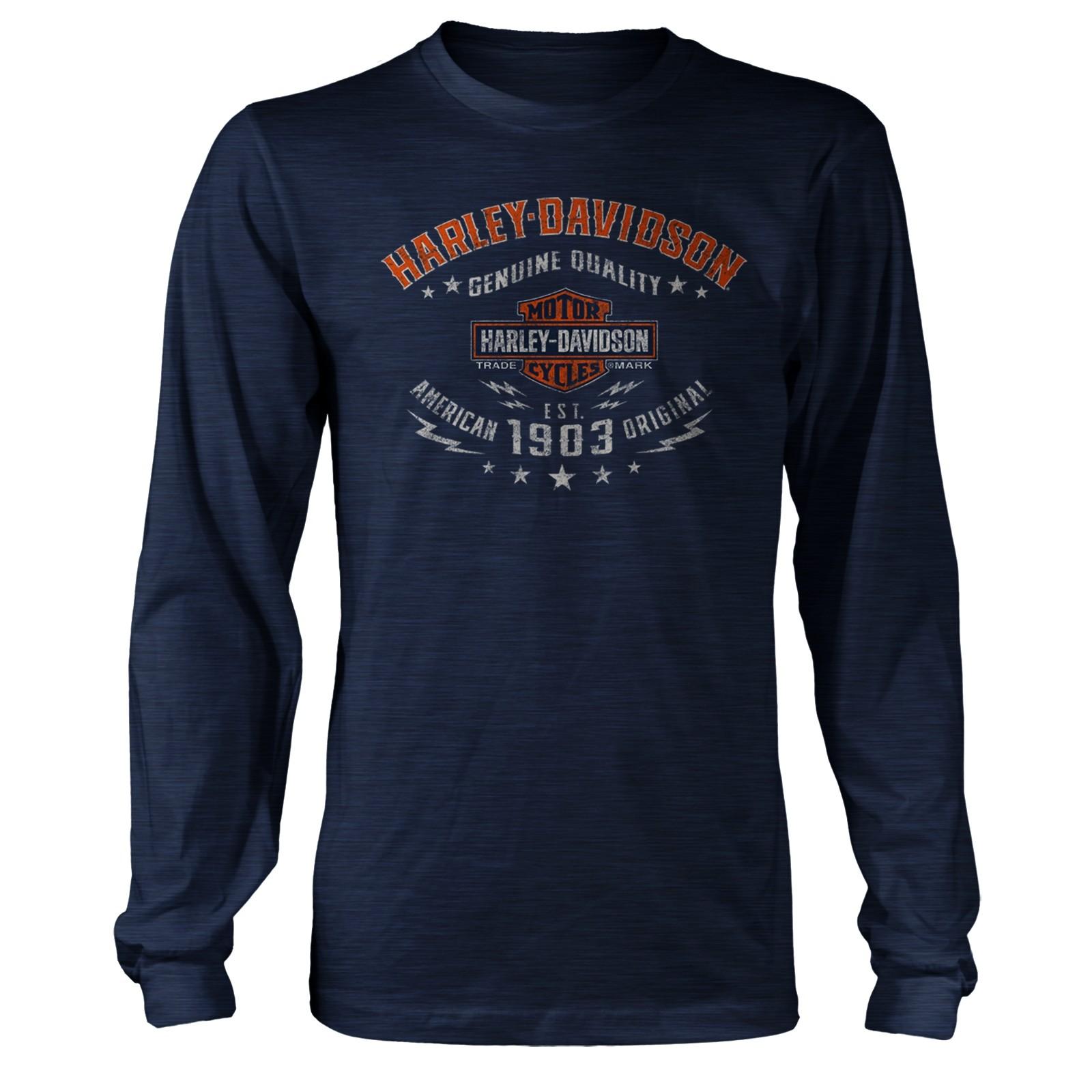 Men's Long-Sleeve Graphic T-Shirt - USAG Stuttgart   Street Ready