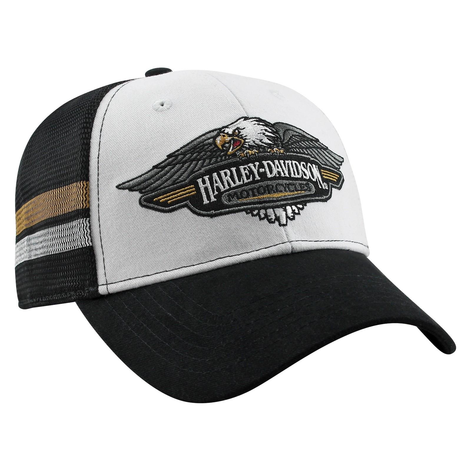 Harley-Davidson Men's Ballcap - Overseas Tour | Vintage Logo