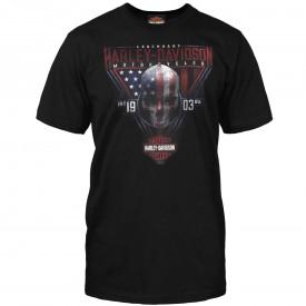 Men's Black Graphic T-Shirt - RAF Lakenheath | Monumental