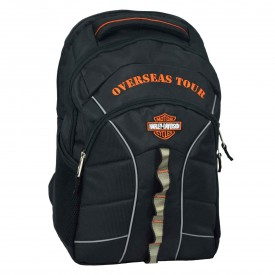 """Harley-Davidson Military """"Laptop Fit"""" Backpack - Overseas Tour"""