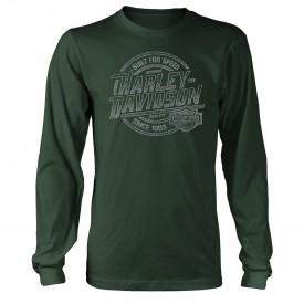 Men's Graphic Long-Sleeve T-Shirt - RAF Mildenhall   Firepower