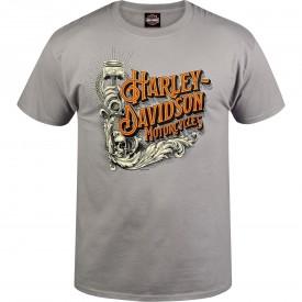 Harley-Davidson Men's Graphic T-Shirt - Camp Humphreys   H-D Liberty