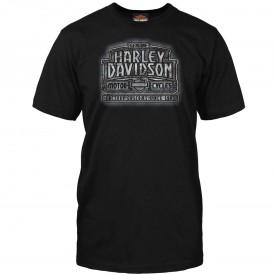 Harley-Davidson Men's Graphic T-shirt - Aviano Air Base | Rampart