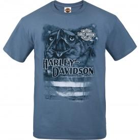 Harley-Davidson Men's Graphic T-Shirt - Yokosuka   Soaring High - MADE IN USA