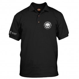 Harley-Davidson Military Willie G Polo Shirt - Overseas Tour