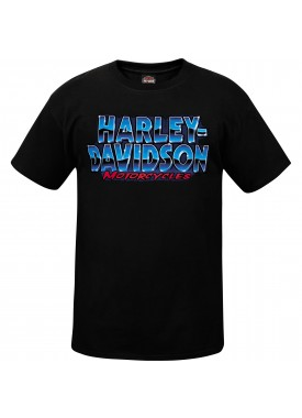 Harley-Davidson Men's Lightweight Contemporary Fit Tee - Kandahar A.B. | 80 Chrome