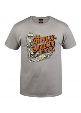 Harley-Davidson Men's Graphic T-Shirt - Camp Humphreys | H-D Liberty