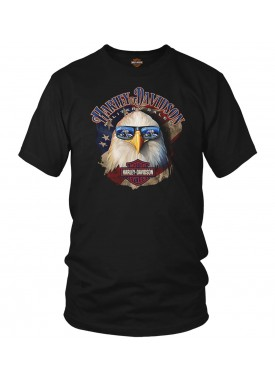 Short-Sleeve T-Shirt - Shady Eagle | Overseas Tour