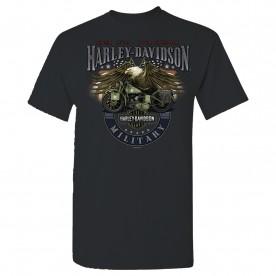Harley-Davidson Men's Exclusive Men's Graphic T-Shirt - Overseas Tour | Eagle Bike