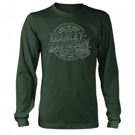 Men's Graphic Long-Sleeve T-Shirt - RAF Mildenhall | Firepower