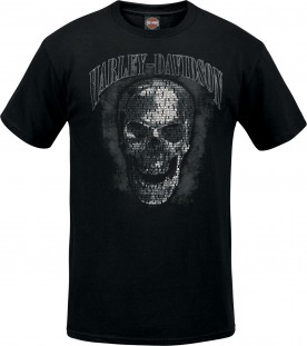 Men's Skull Graphic T-Shirt - Camp Lemonnier | Freedom of Speech (MADE IN USA)