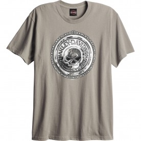 Harley-Davidson Men's Graphic T-Shirt - MADE IN USA - Al Udeid Air Base   G Cap