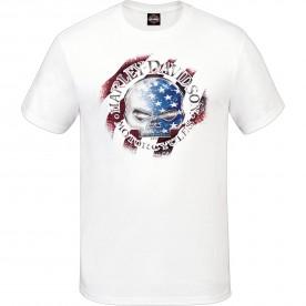 Harley-Davidson Men's Patriotic Graphic T-Shirt - MADE IN USA - USAG Grafenwohr | G Star