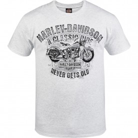 Harley-Davidson Men's Graphic T-Shirt - Baghdad   Ride Classic