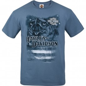 Harley-Davidson Men's Graphic T-Shirt - Yokosuka | Soaring High - MADE IN USA